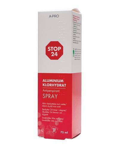 STOP 24 spray 75ml