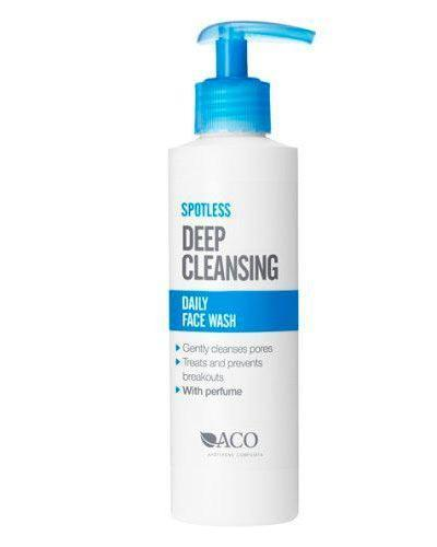 aco daily face wash