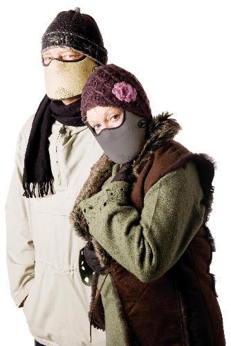 CTmask varmemaske grå 1stk