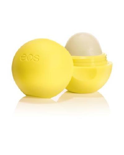Eos lip balm økologisk lemon drop spf 15 7g