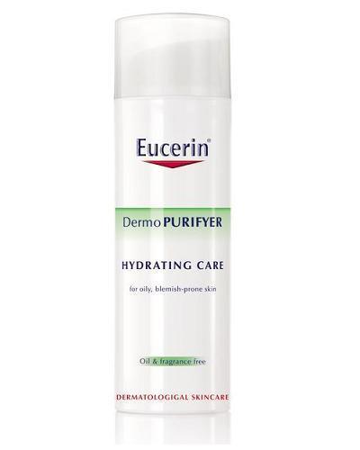 Eucerin Dermopurifyer hydrating care ansiktskrem 50ml