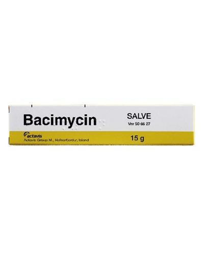 Bacimycin salve 15g