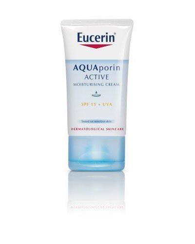 Eucerin Aquaporin active UV fuktighetskrem 40ml