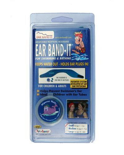 Ear Band-It ass farger str M 1stk