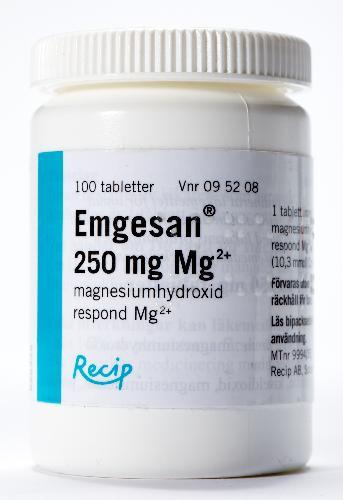 emgesan tablett 250 mg