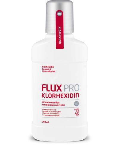 Flux klorhexidin munnskyll 250ml