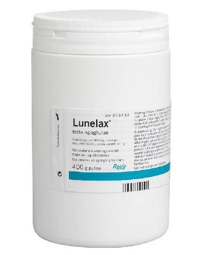 Lunelax pulver 400g