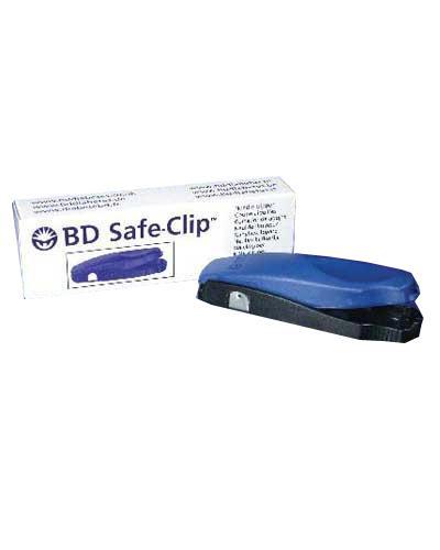 BD Safe Clip pennekanyleklipper 1stk