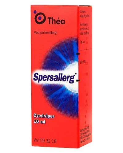 23fafc28a Spersallerg øyedråper 10ml