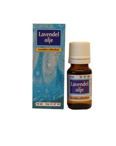 Lavendelolje 10ml