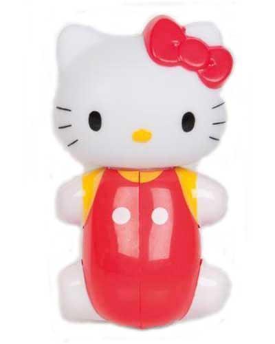 Tannbørsteholder Hello Kitty rød 1stk