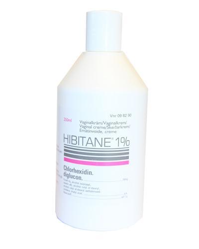 Hibitane 1% vaginalkrem 250ml