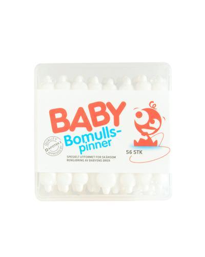 Dermica Baby bomullspinner 56stk