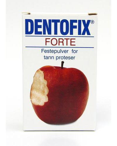 Dentofix Forte pulver 25g