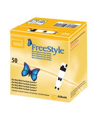 FreeStyle Teststrimmel 50stk