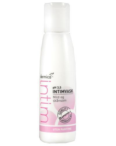 Dermica Intim intimvask pH 3,5 100ml