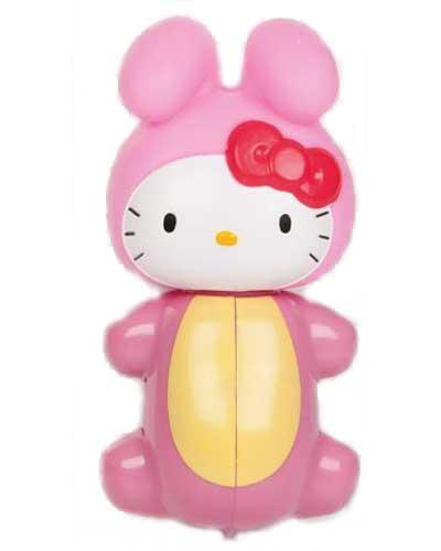Tannbørsteholder Hello Kitty rosa 1stk