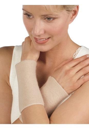 Medima håndleddsvarmer beige onesize 1par