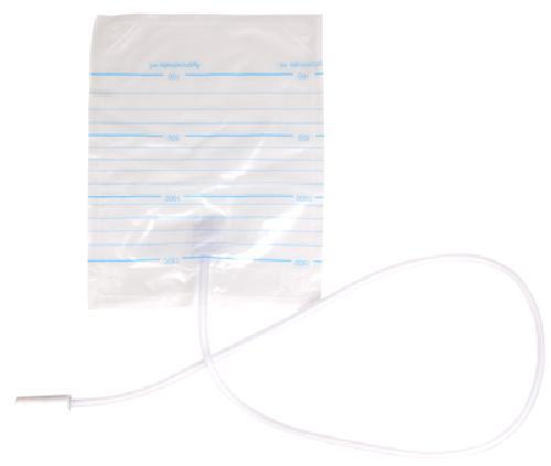 Ready bag urinpose 90cm slange 1,5L 1stk