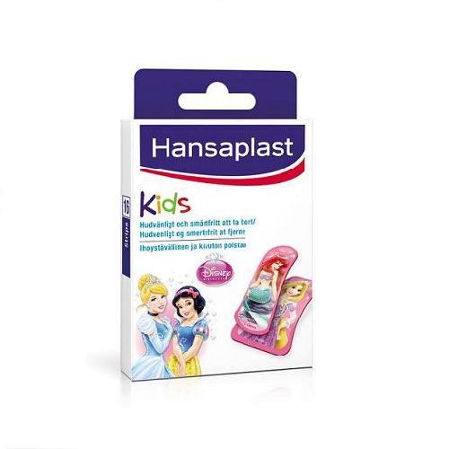 Hansaplast princess plaster 16stk