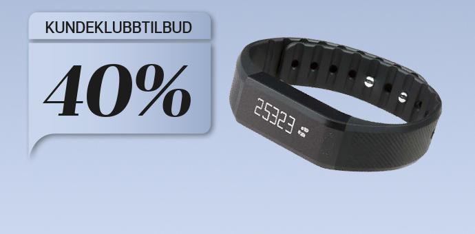 40% på IdoMove+ Aktivitetsarmbånd