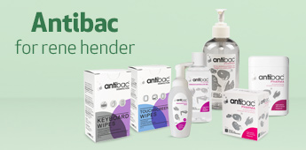 Antibac desinfeksjon