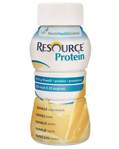 Resource Protein næringsdrikk vanilje 4x200ml