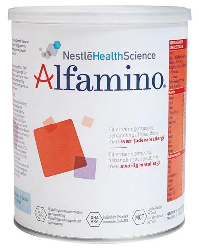 Alfamino næringsmiddel til spedbarn 400g