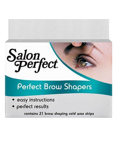 Salon Perfect øyenbrynsstrips 21stk