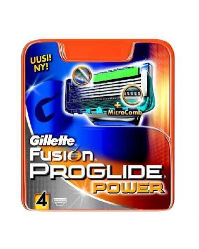 Gillette Proglide Power blader 4stk